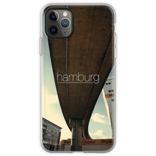 Hamburger Eisenbahn Flexible Hülle für iPhone 11 Pro Max