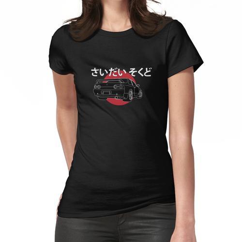 Höchstgeschwindigkeit R32 Frauen T-Shirt