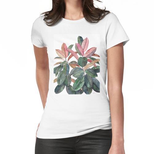 Gummibaum Frauen T-Shirt