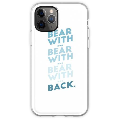 tragen mit ... tragen mit ... v.2 Flexible Hülle für iPhone 11 Pro