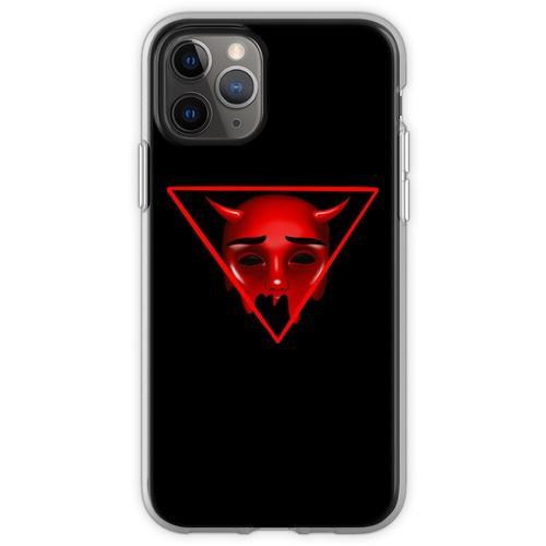 Dreiseitige Hölle Flexible Hülle für iPhone 11 Pro