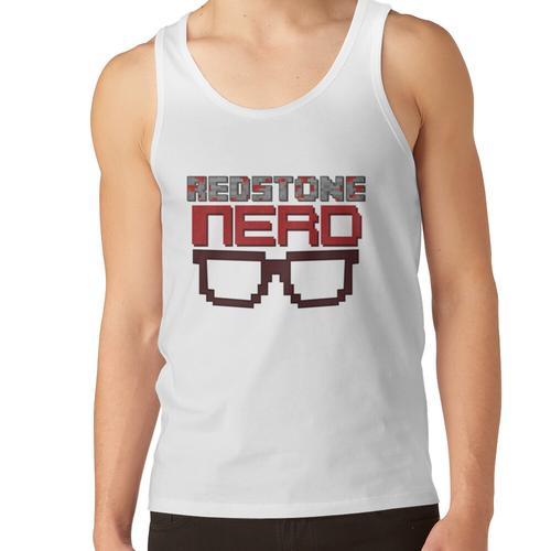 Redstone NERD Unisex-Tanktop
