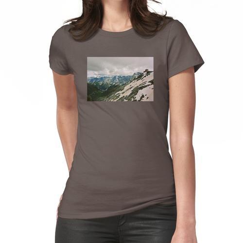 Stilfserjoch (Stilfser Joch, Stilfser Joch) Frauen T-Shirt