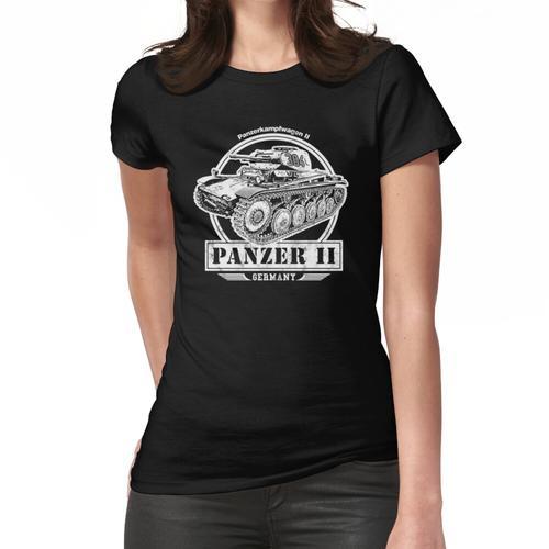 Panzer II - Panzer WW2 Frauen T-Shirt