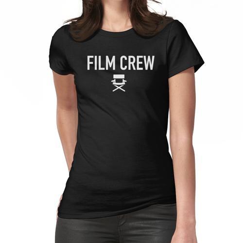 Filmcrew - Berufsbezeichnung - Film Maker Chair Frauen T-Shirt