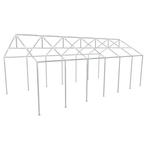 Vidaxl - Stahlrahmen für Partyzelt 12x6m