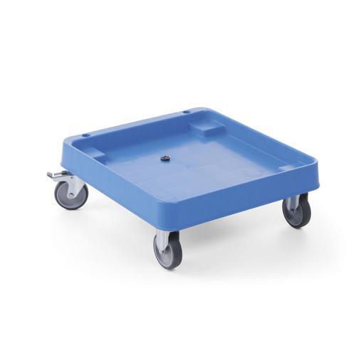 Hendi Trolley für Geschirrspülkörbe, 575x545x210 mm