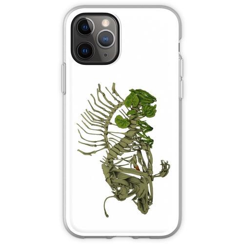 Anglerfisch-Aquarium Flexible Hülle für iPhone 11 Pro