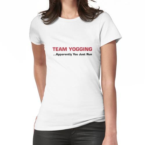Team-Joggen Frauen T-Shirt