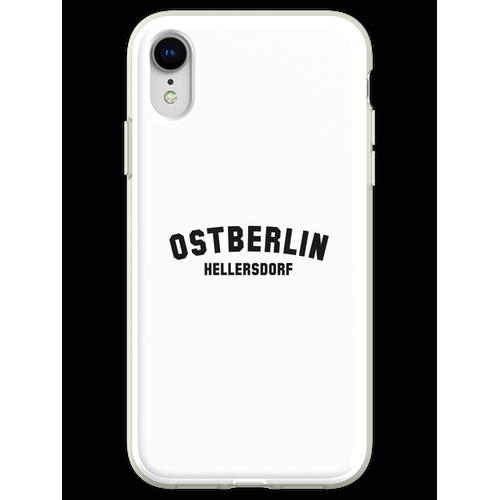 HELLERSDORF Flexible Hülle für iPhone XR