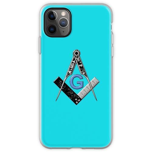 Maurerwerkzeuge Flexible Hülle für iPhone 11 Pro Max