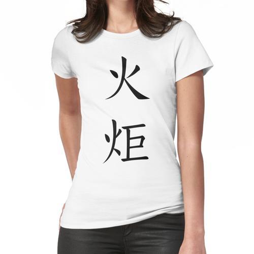Konjaku Hyakki Shūi Zhulong (chinesisch: 燭 龍; pinyin: zhúlóng; Wade-Giles: chu-lu Frauen T-Shirt
