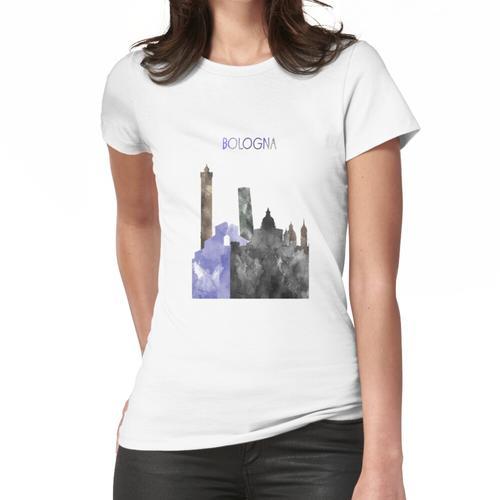 Bologna, Bologna Skyline, Aquarell Bologna Frauen T-Shirt