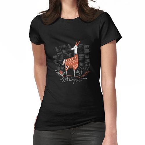 Antilope Frauen T-Shirt