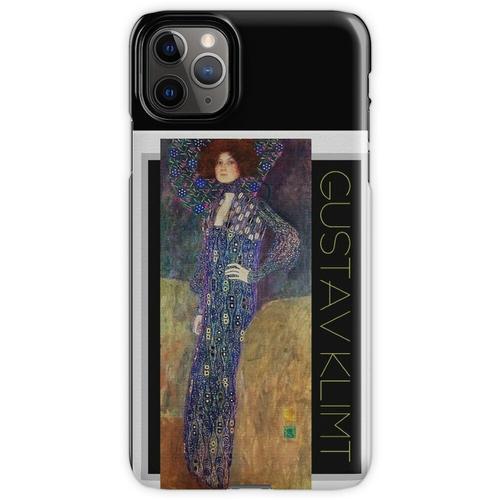 Jugendstil Jugendstil von Gustav Klimt iPhone 11 Pro Max Handyhülle