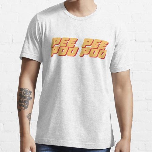 Natursekt Natursekt Poo Poo Essential T-Shirt