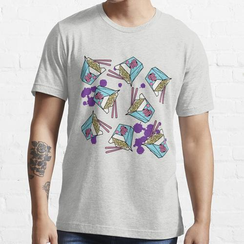 Nudeln Chinesische Nudeln zum Mitnehmen Essential T-Shirt
