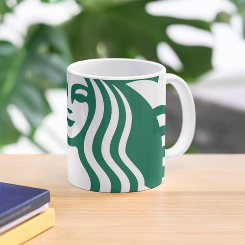 Starbucks Logo! Tasse