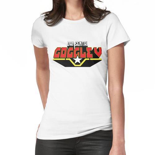 Dai Sentai Schutzbrille V Frauen T-Shirt