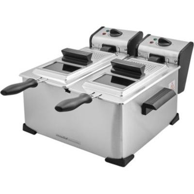 Kitchen Chef KCPFR70X - Friteuse...