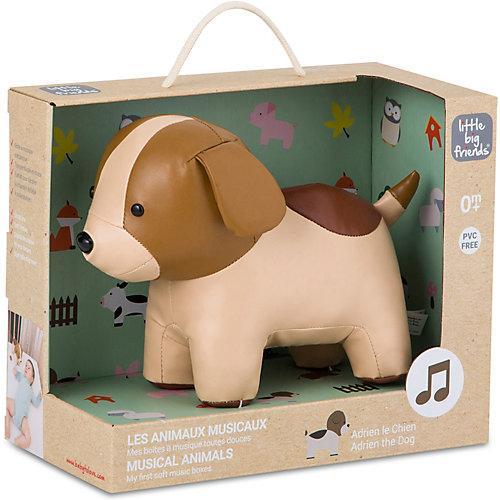 The Musical Animals - Adrien the Dog braun