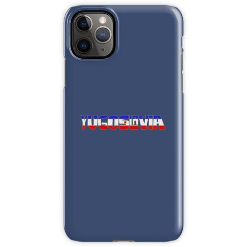 Ex Jugoslawien - Jugoslawien iPhone 11 Pro Max Handyhülle