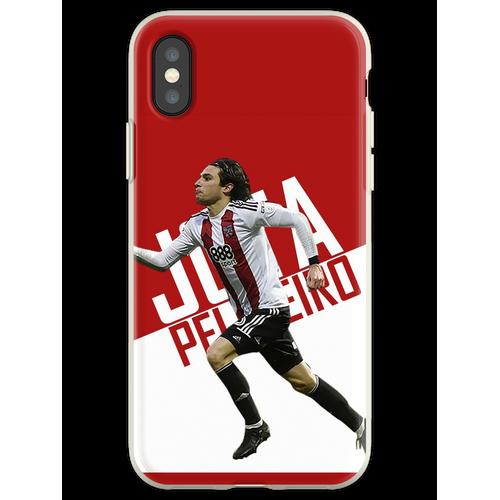 Jota Peleteiro Flexible Hülle für iPhone XS