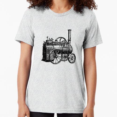 Dampfmaschine Vintage T-Shirt