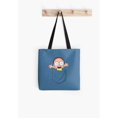 Baby Rick in der Tasche Tasche