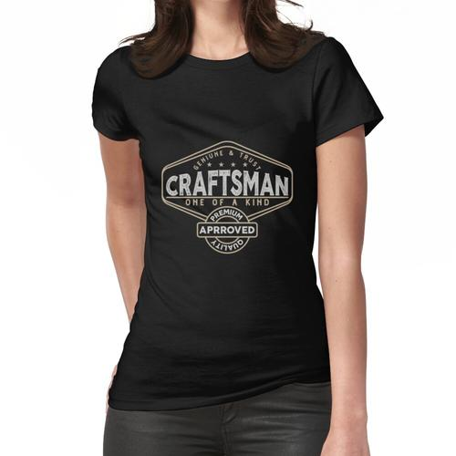 Handwerker, Handwerker Tshirt Frauen T-Shirt