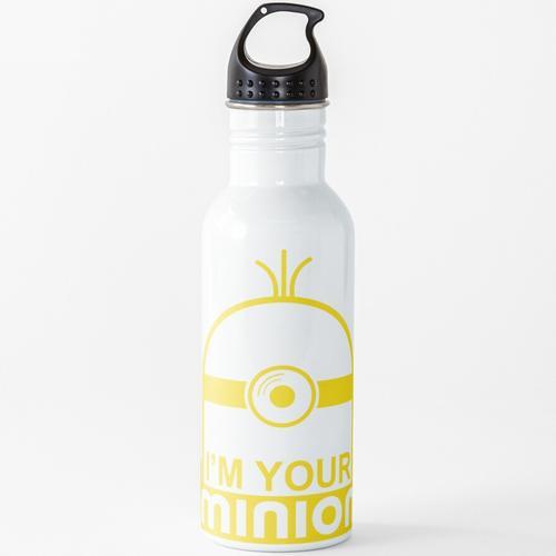 Ich bin dein Minion (Minions) Wasserflasche