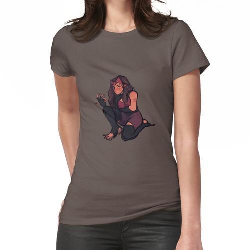 Sexe lesban Frauen T-Shirt