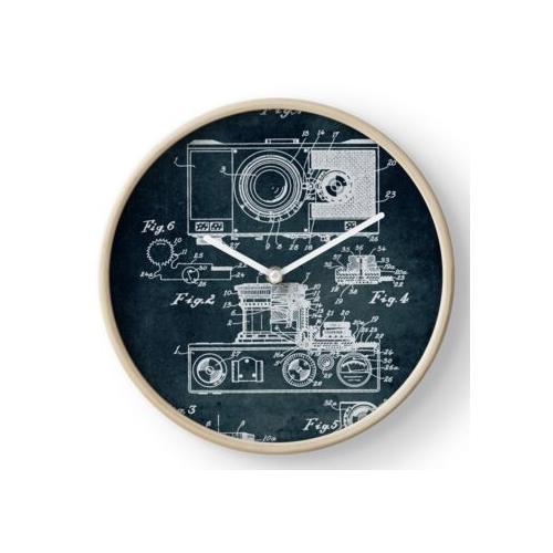 1936 Fotokamera Uhr
