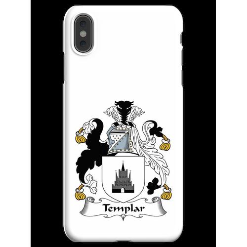 Templer oder Templer iPhone XS Max Handyhülle