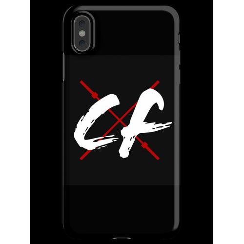 CrossFitters Logo - Langhantel - CrossFit iPhone XS Max Handyhülle