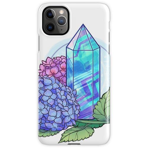Fluorit-Kristallturm iPhone 11 Pro Max Handyhülle