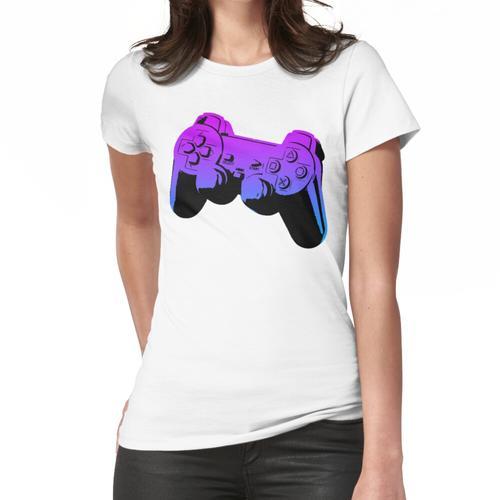 Gamestations-Controller Frauen T-Shirt