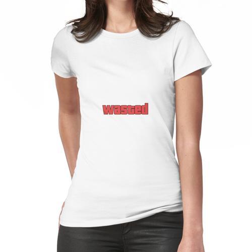 VERGEBRAUCHTES GTA ZOLA-LOGO Frauen T-Shirt