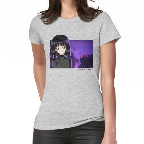 Saturns Nocturne Frauen T-Shirt