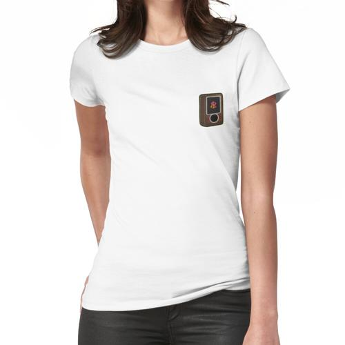 Brown Zune 30GB Frauen T-Shirt