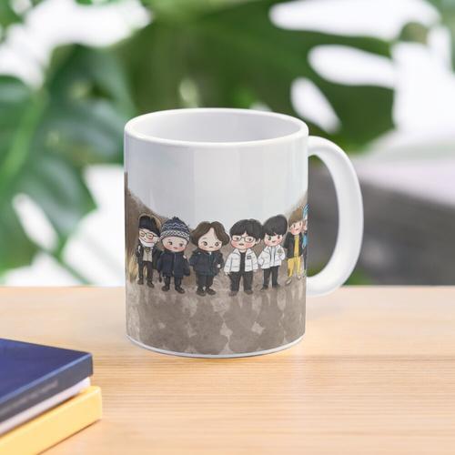 BTS Gute Reise Tasse