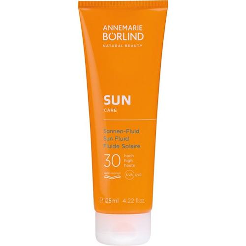 Annemarie Börlind SUN CARE Sonnen-Fluid LSF-30 125 ml Sonnencreme