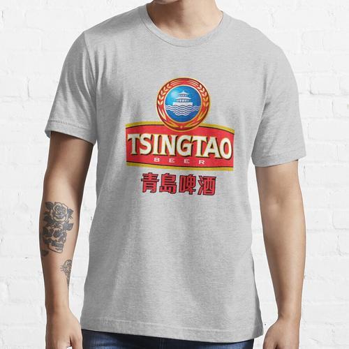 Tsingtao Kühles Bier Essential T-Shirt