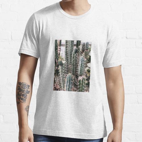 Gewächshauskakteen Essential T-Shirt
