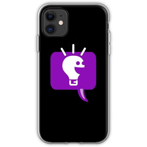 HobbyKids Glühbirne Flexible Hülle für iPhone 11