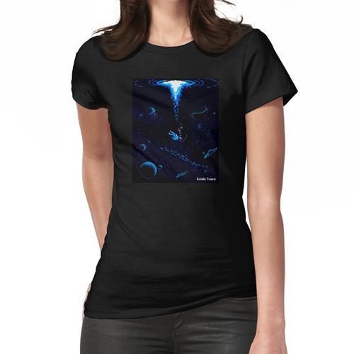 8 Bit Speicherplatz Frauen T-Shirt