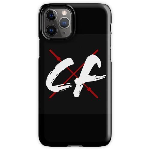 CrossFitters Logo - Langhantel - CrossFit iPhone 11 Pro Handyhülle