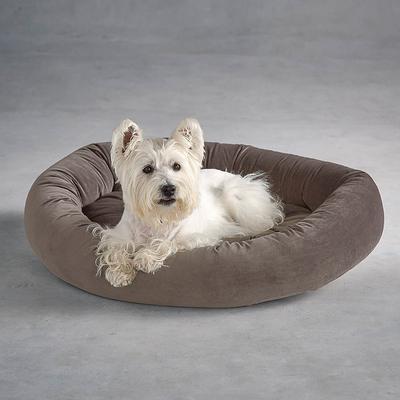 Ashton Donut Pet Bed - Hazelnut,...