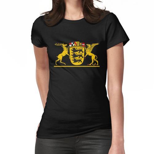 Baden-Württembergisches Wappen Frauen T-Shirt