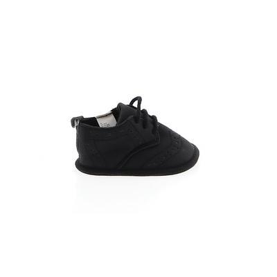 For Kids Sake - For Kids Sake Dress Shoes: Black Solid Shoes - Size 1